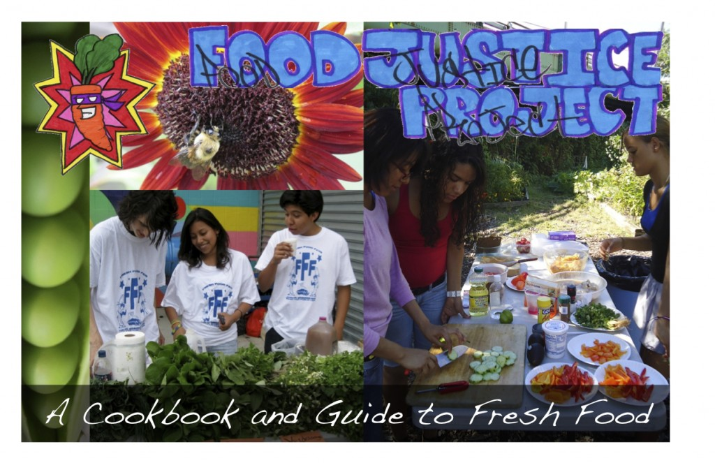 FJP's Cookbook and Guide to Fresh Food