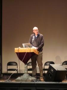 Bill McKibben, Fossil Fuels Divestment talk, 2/5/13