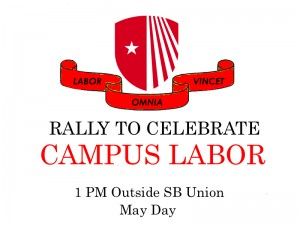 May Day Rally