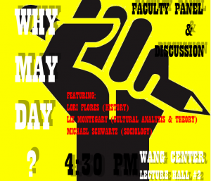 Why May Day?