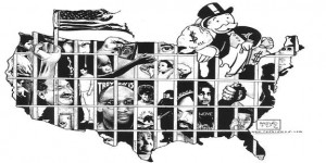 us prison map