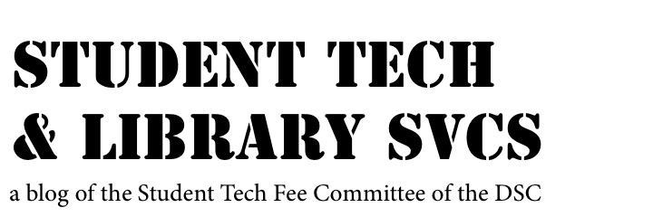 Student Tech & Library Svcs
