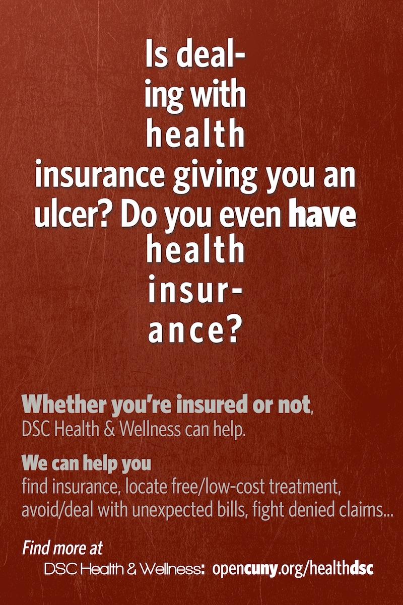 dsc health  u0026 wellness posters series