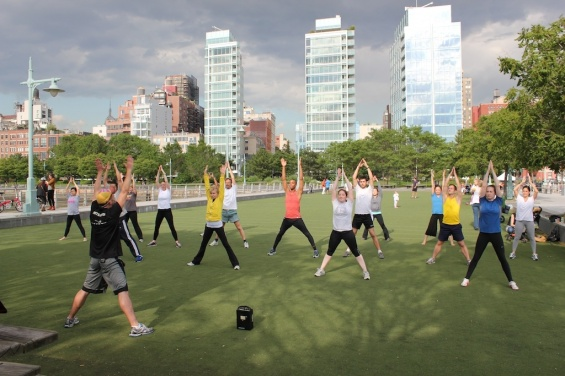 FREE fitness classes with Shape Up NYC! - CUNY DSC Health & Wellness