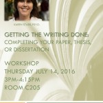 Wellness Center SCS: Getting the Writing Done