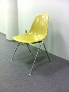 Eames Chair similar to Paul J. Silvia's in 'How to Write a Lot'