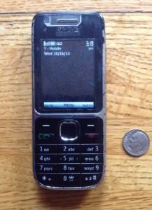 My Nokia C2 -1.05