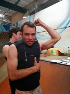 Nick's Popeye Muscle
