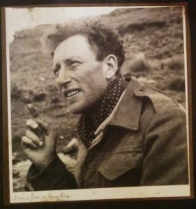 Grandpa in the Drakensberg