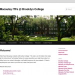 Brooklyn ITFs website