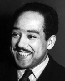 langston hughes young males read