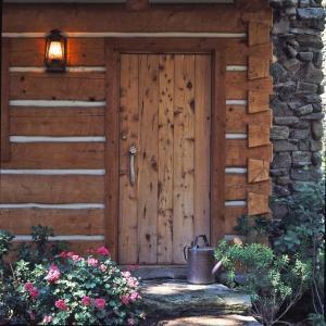 simple living doorway