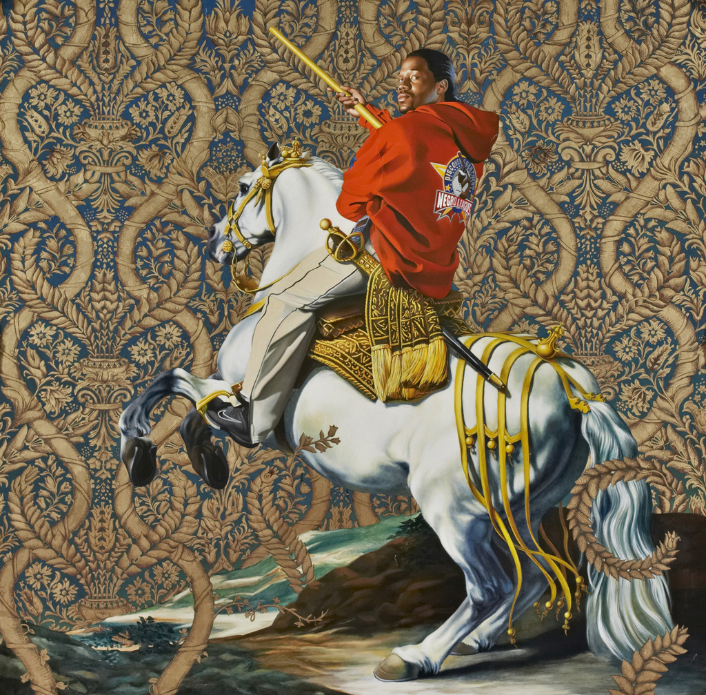Society Is A Lover S War On Kehinde Wiley And The