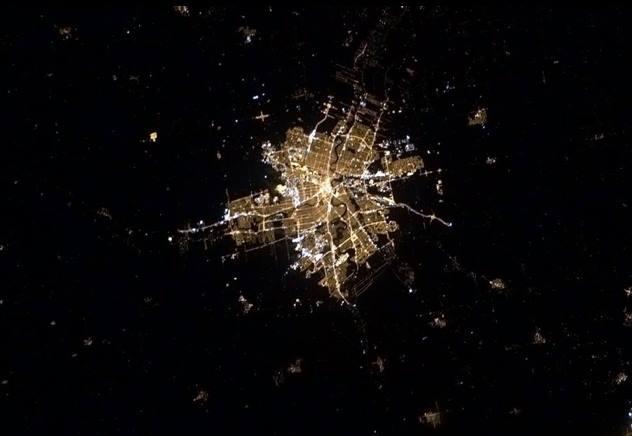 Winnipeg aerial