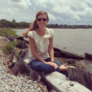 A photo of candidate Megan Busch